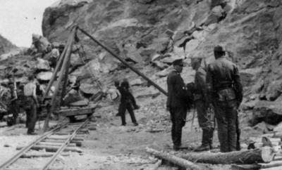 Jugoslaviske fanger under 2. verdenskrig