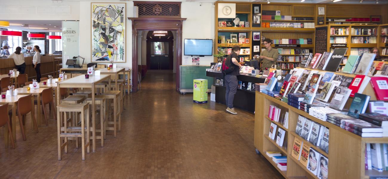 Tanum bokhandel 1