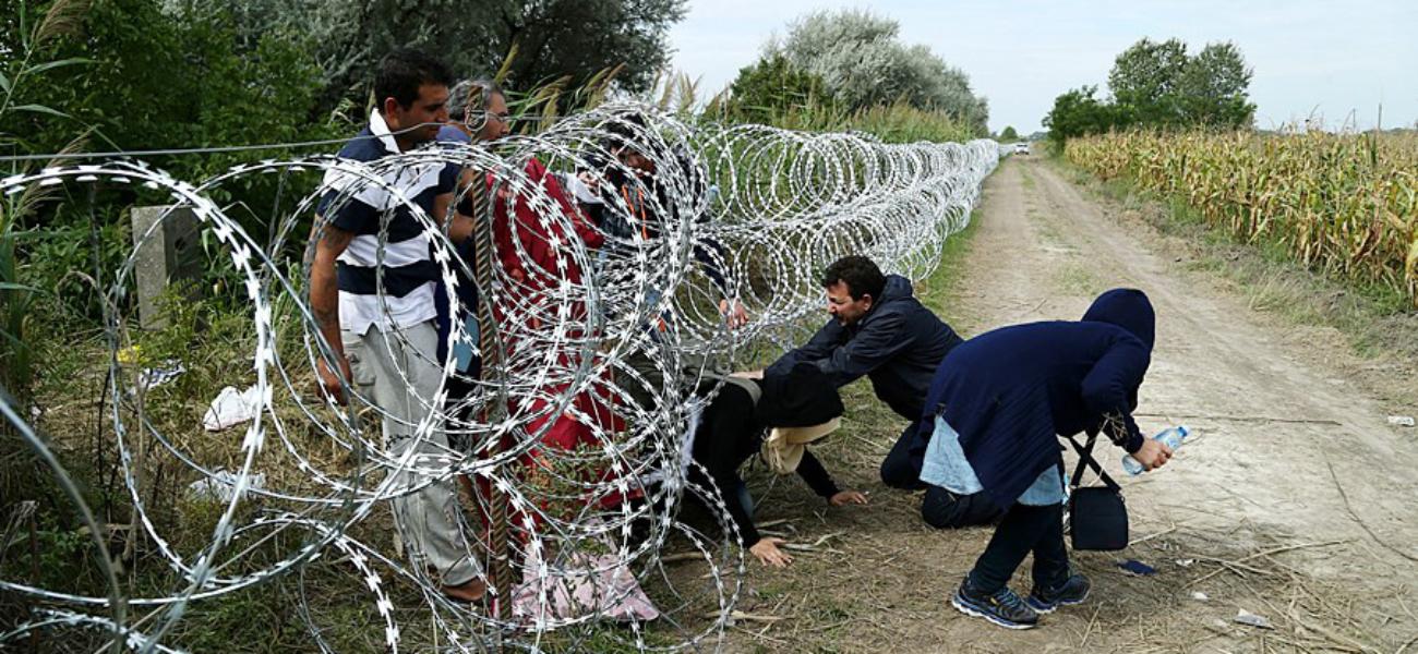 Flyktningkrise