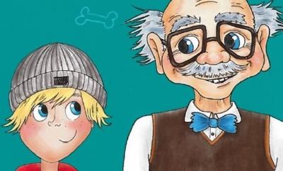 Bestefar og jeg sparer til hund 2