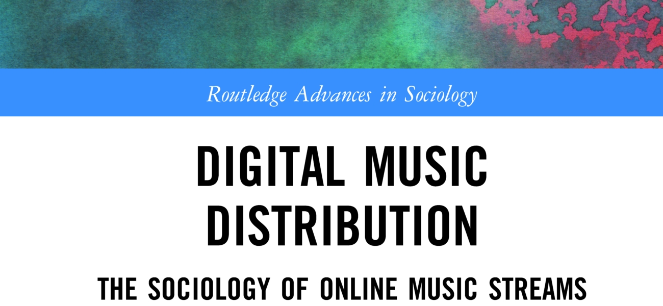 Digital music distribution 1