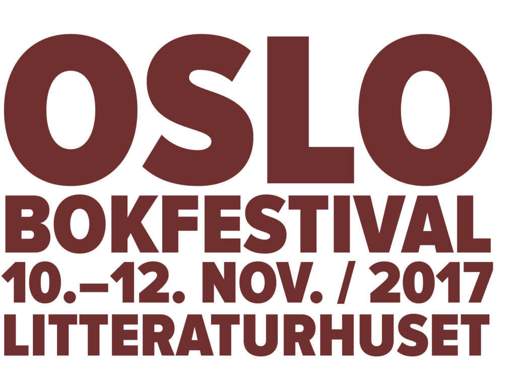 Oslo Bokfestival 2017 2