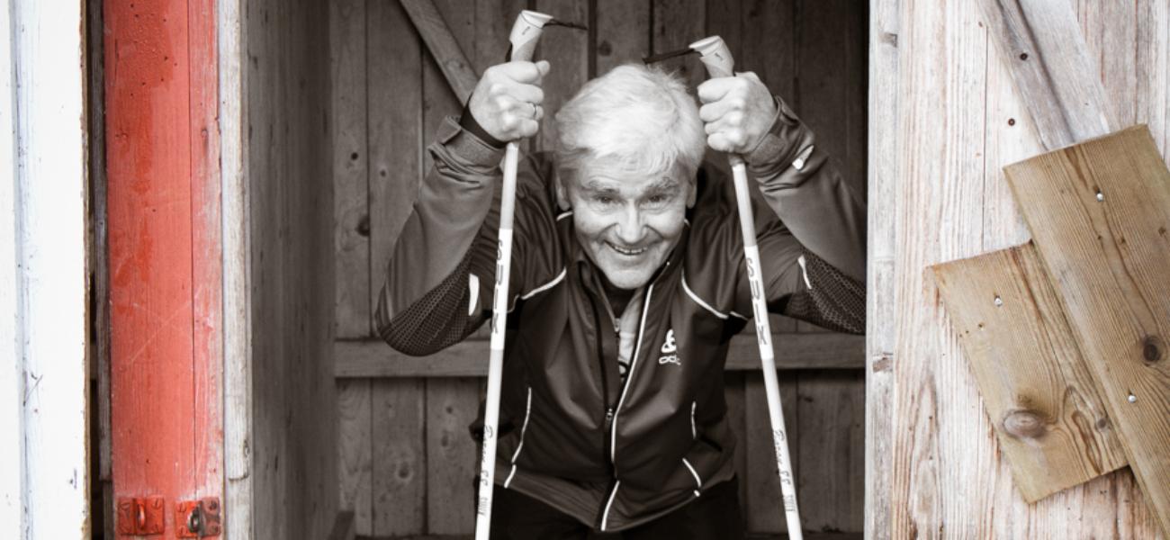 Helse og livskvalitet i alderdommen