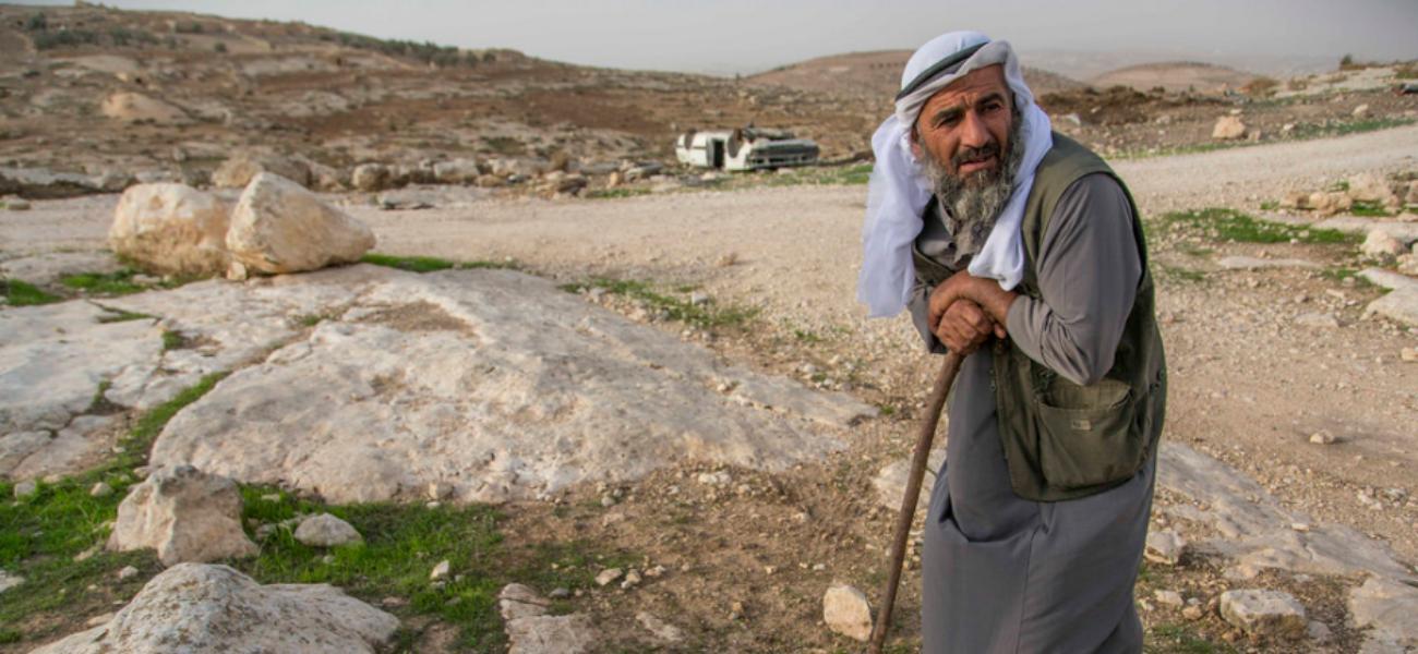 Israels fordrivelse av palestinske beduiner