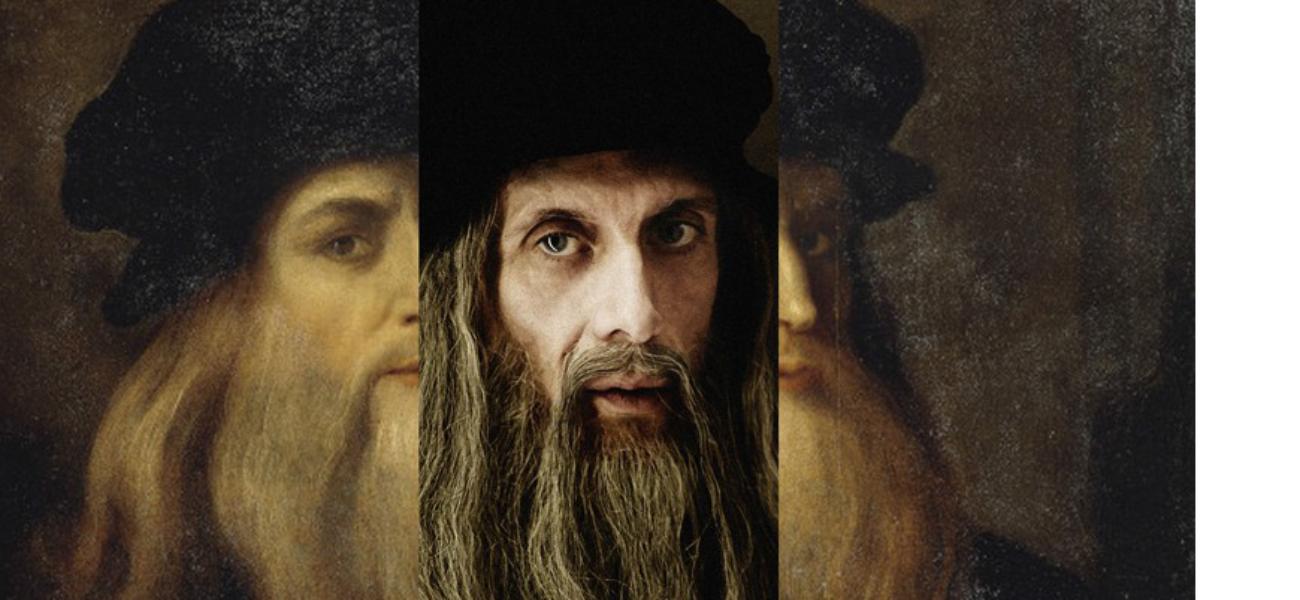 Å være Leonardo da Vinci