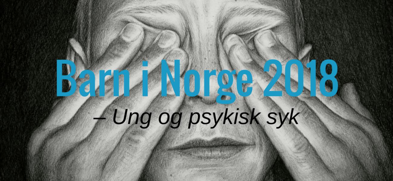 Barn i Norge 2018 - rapportlansering