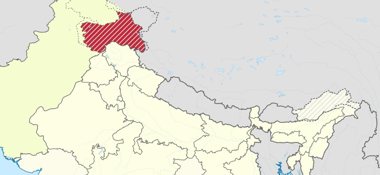 Glemte konflikter: Kashmir