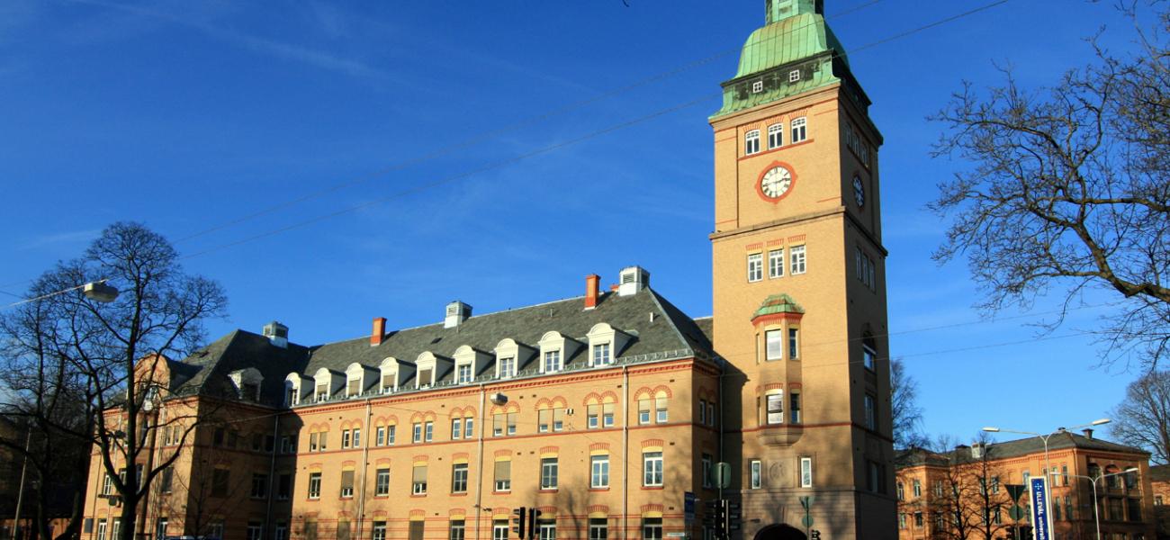 Sykehusplaner i Osloregionen