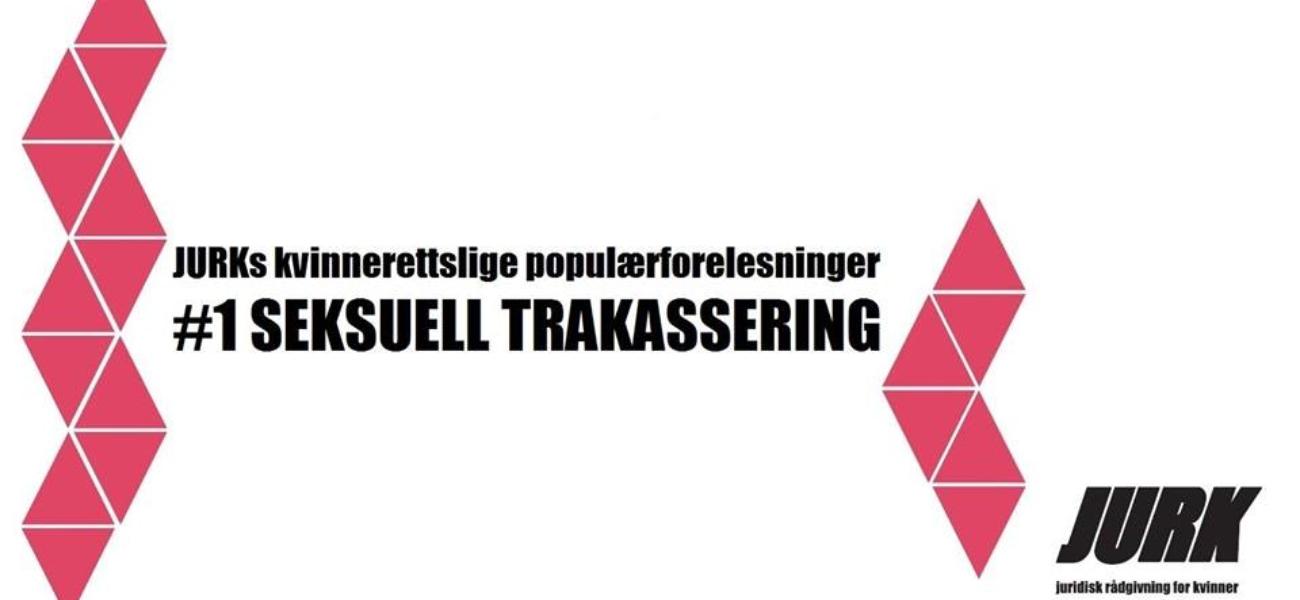 #1 Seksuell trakassering