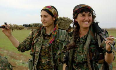 Kvinnefrigjøring vs kurdisk frigjøring?
