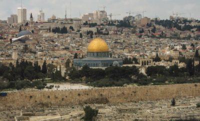 Palestina - drømmen som brast?