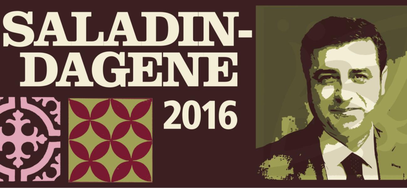 Saladindagene 2016