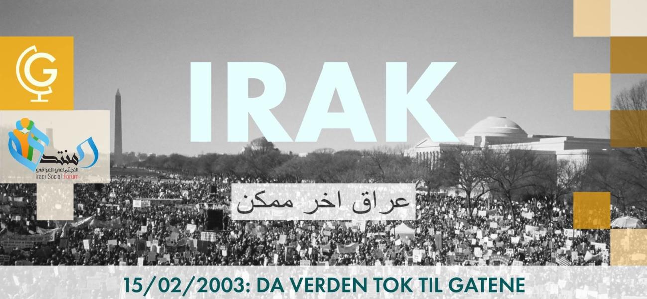 15 år etter Irak-invasjonen