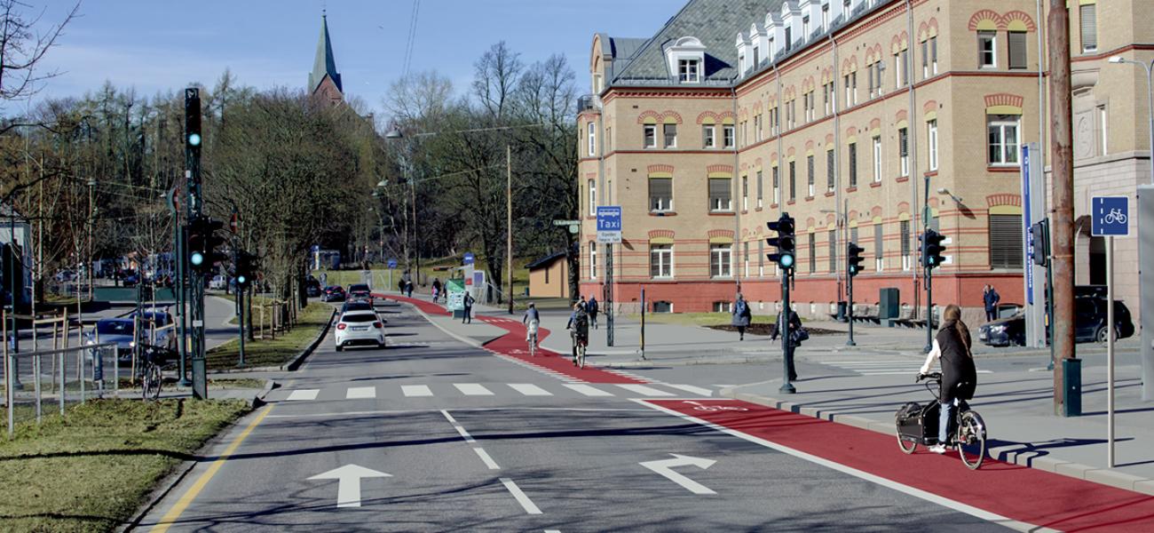 Oslos sykkelsatsing - hva skjer?