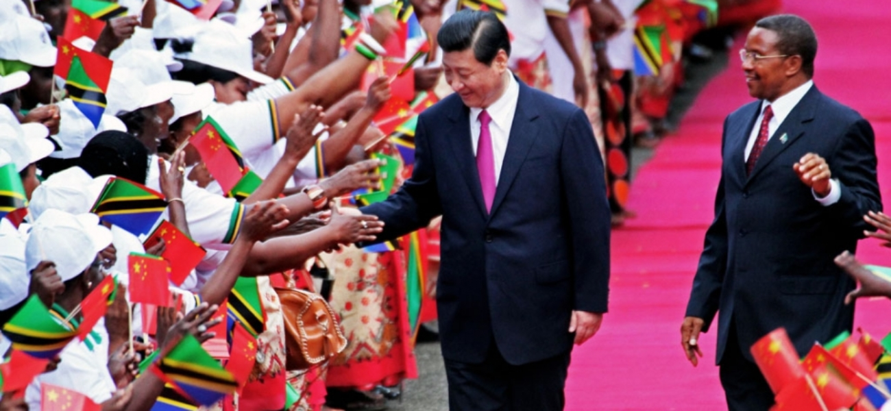 Pivot to Africa