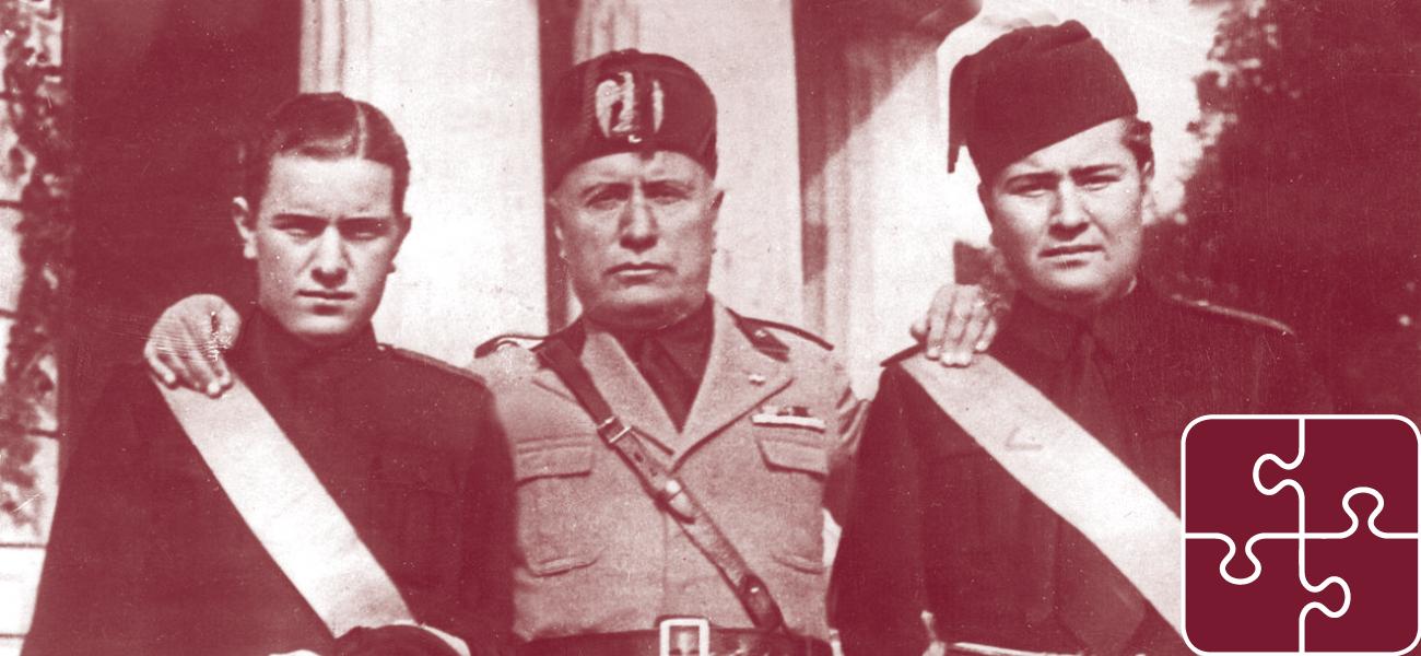 Fascismens arv: Mussolini