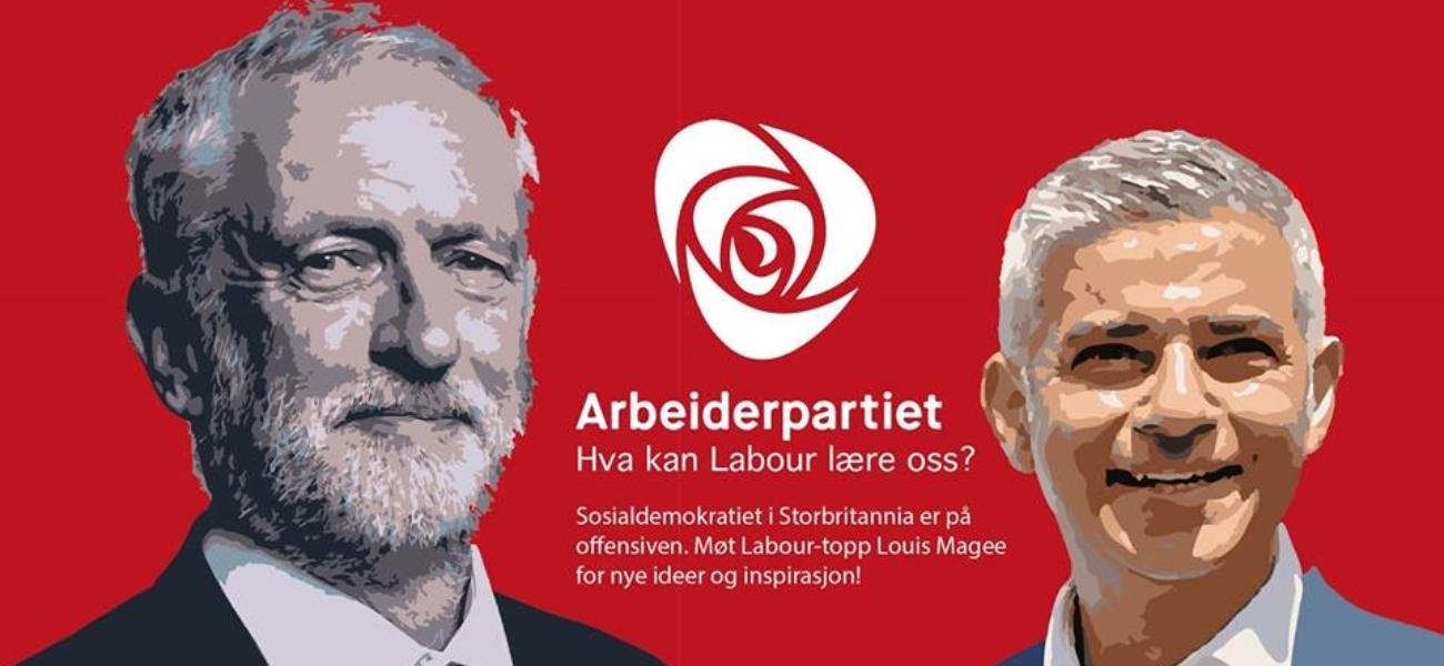Hva kan Labour lære Arbeiderpartiet?