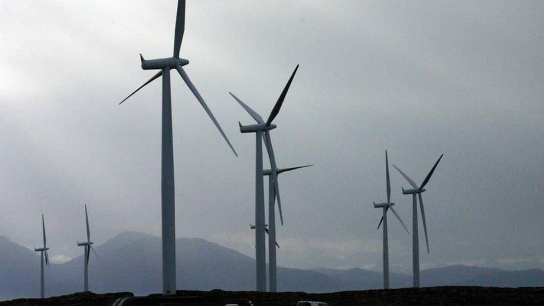 Norsk vindkraft