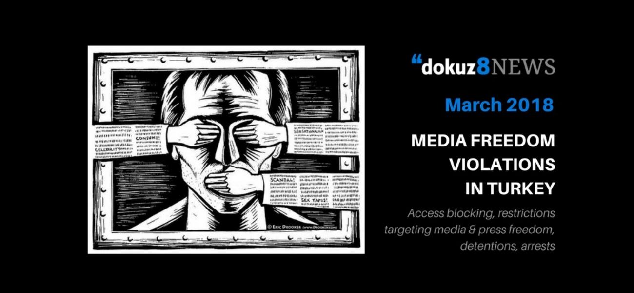 Pressefrihet i Tyrkia? 1