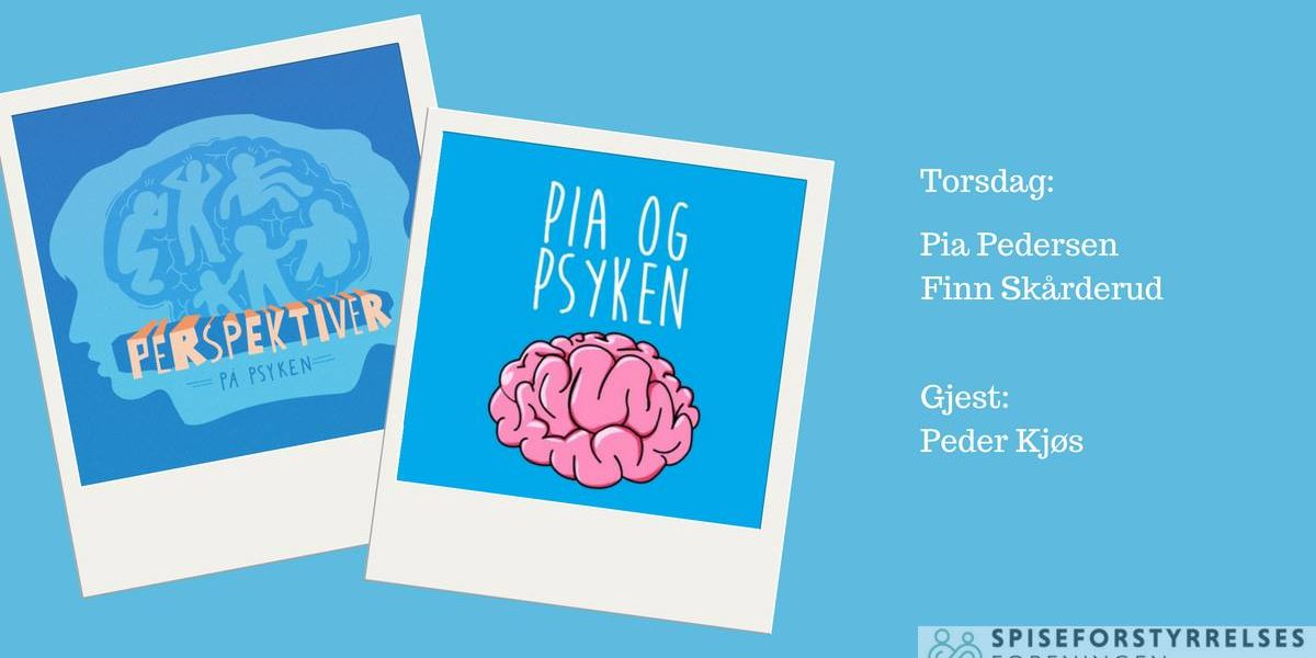 Livepodcast: Pia og Psyken