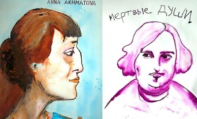 Russisk litteraturhistorie på seksti minutter 1