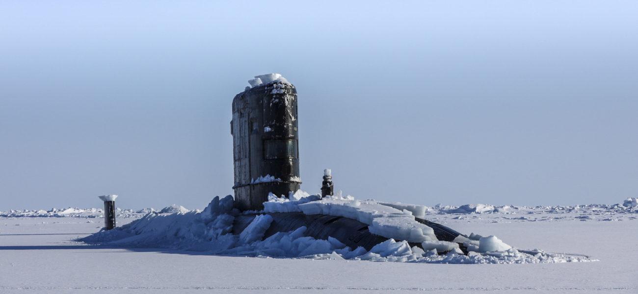 Kald fred i Arktis?