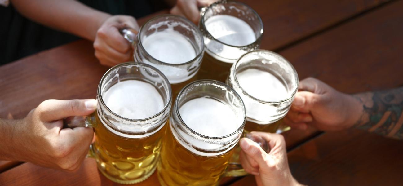 Unge, eldre og alkohol