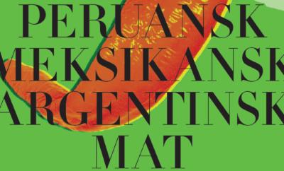 Peruansk, meksikansk og argentinsk mat 1