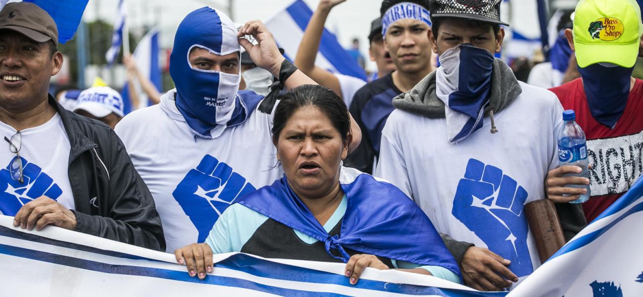 Nicaragua: Håp for fred og demokrati?