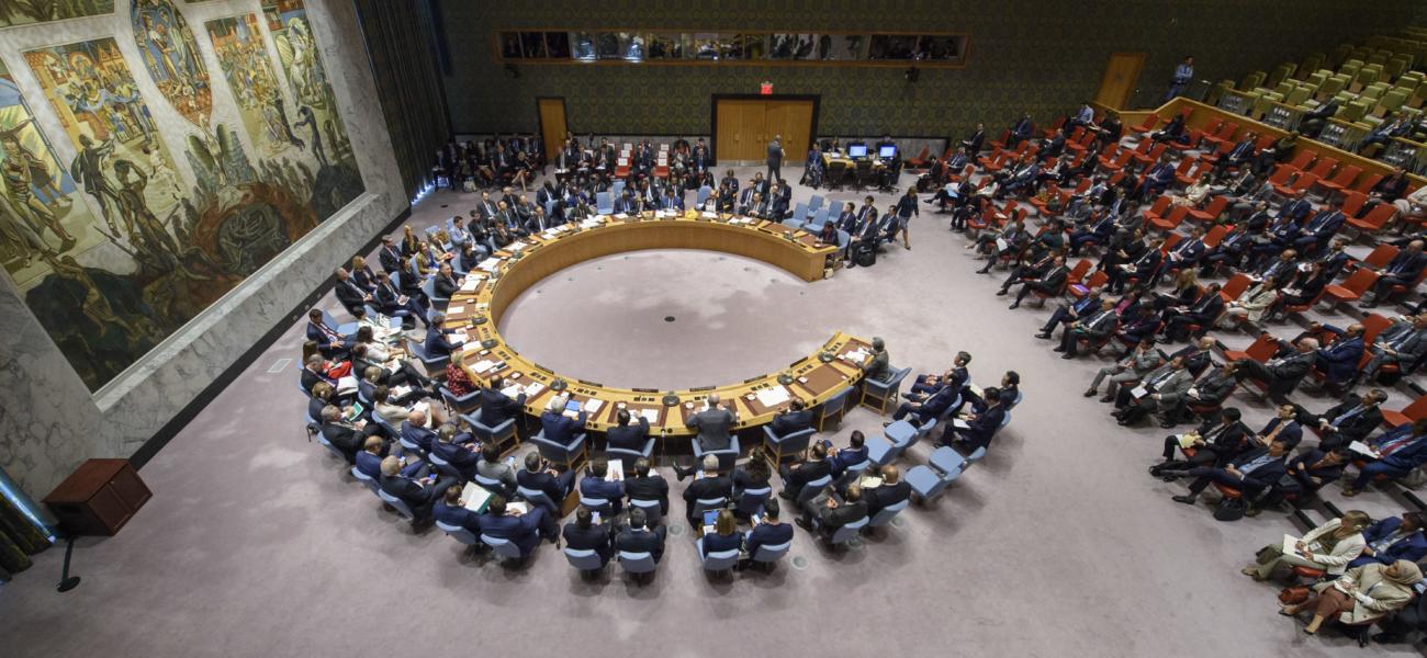 Internasjonalt samarbeid under press