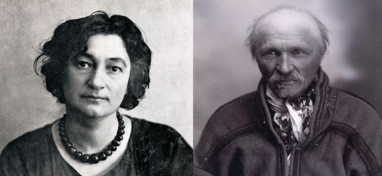 Johan Turi og Emilie Demant Hatt for dummies