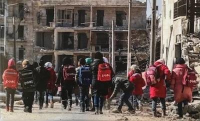 Strategi for norsk humanitær politikk