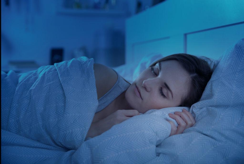 God søvn – sterk hjerne!