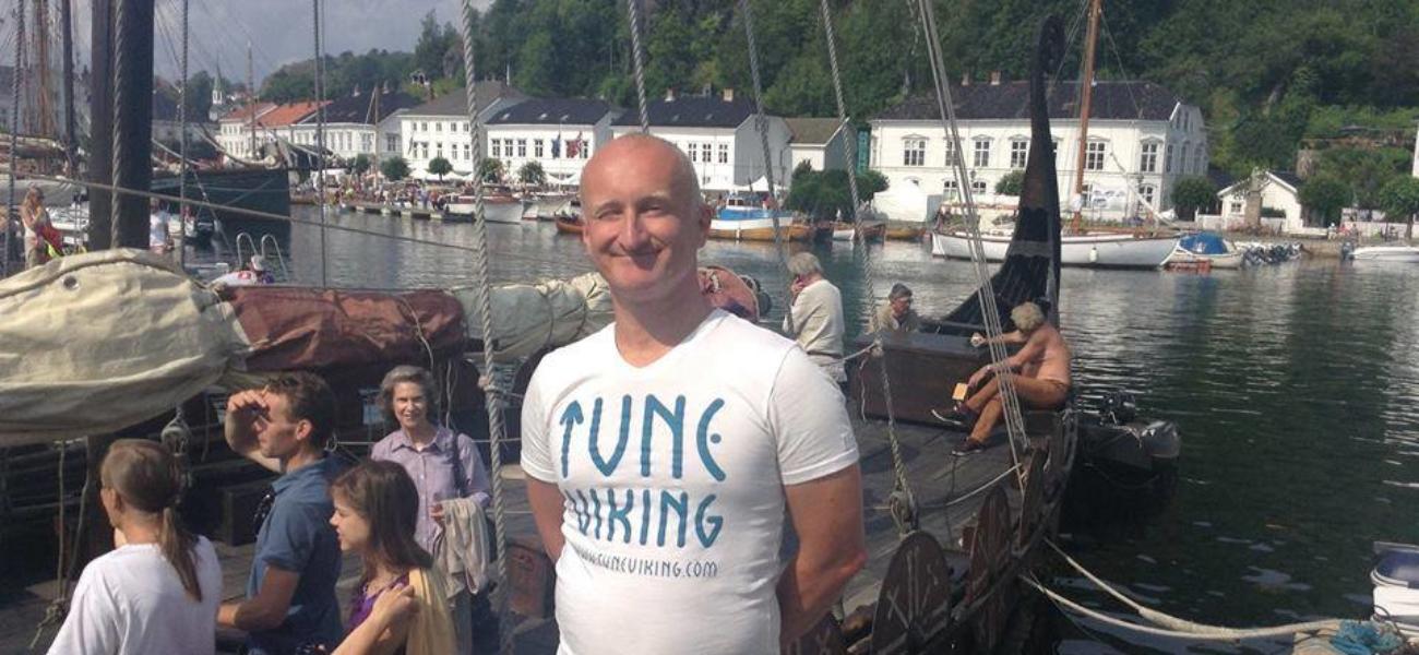 Bygge et vikingskip i Oslo?