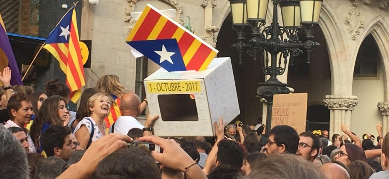 Catalonia: ingen vei ut?