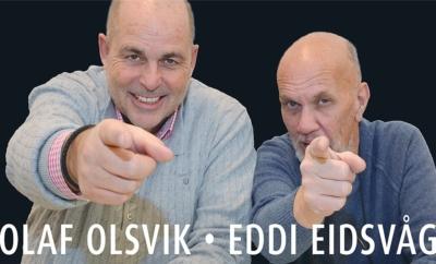 Eddi Eidsvåg Flyr igjen  2