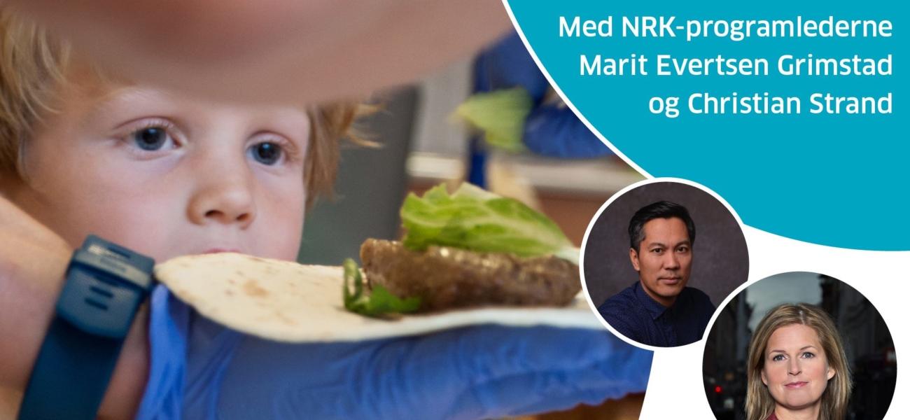 For dårlig mat i barnehage og SFO – finner vi oss i det? 1