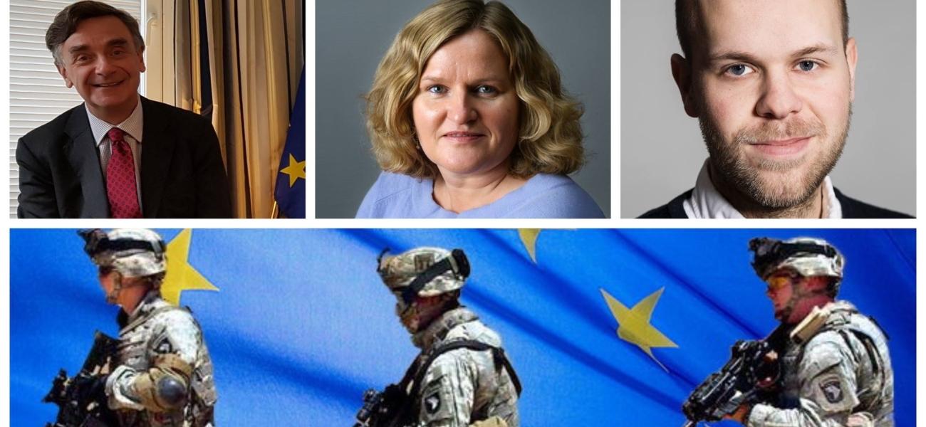 Kan EU forsvare Europa?