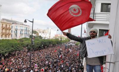 Den tunisiske revolusjonen 2010-11