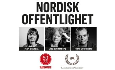 Nordisk offentlighet