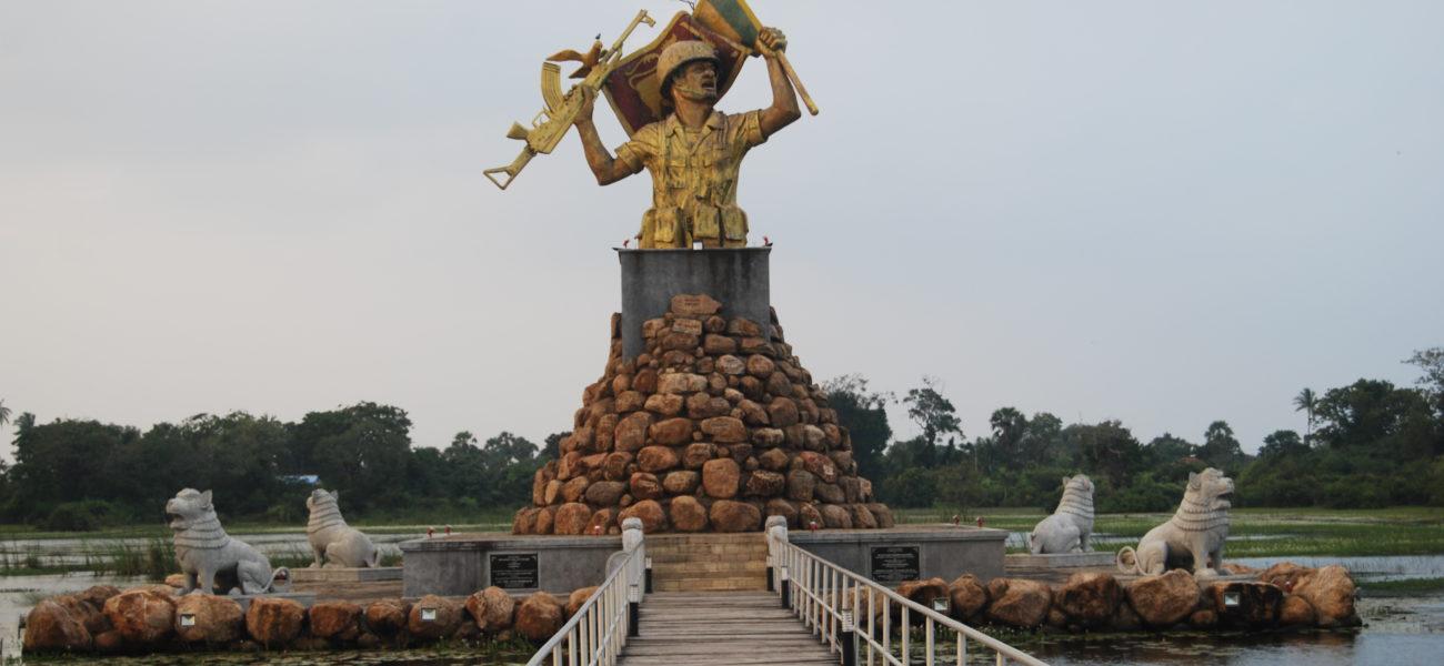 Krig og fred på Sri Lanka 2