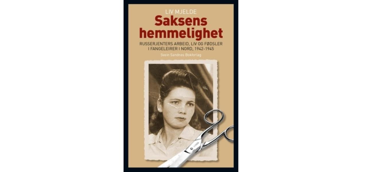 """Bokpresentasjon: """"Saksens hemmelighet"""""""
