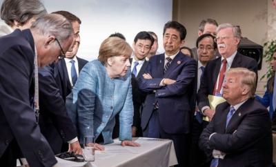 Angela Merkels innflytelse - før og nå