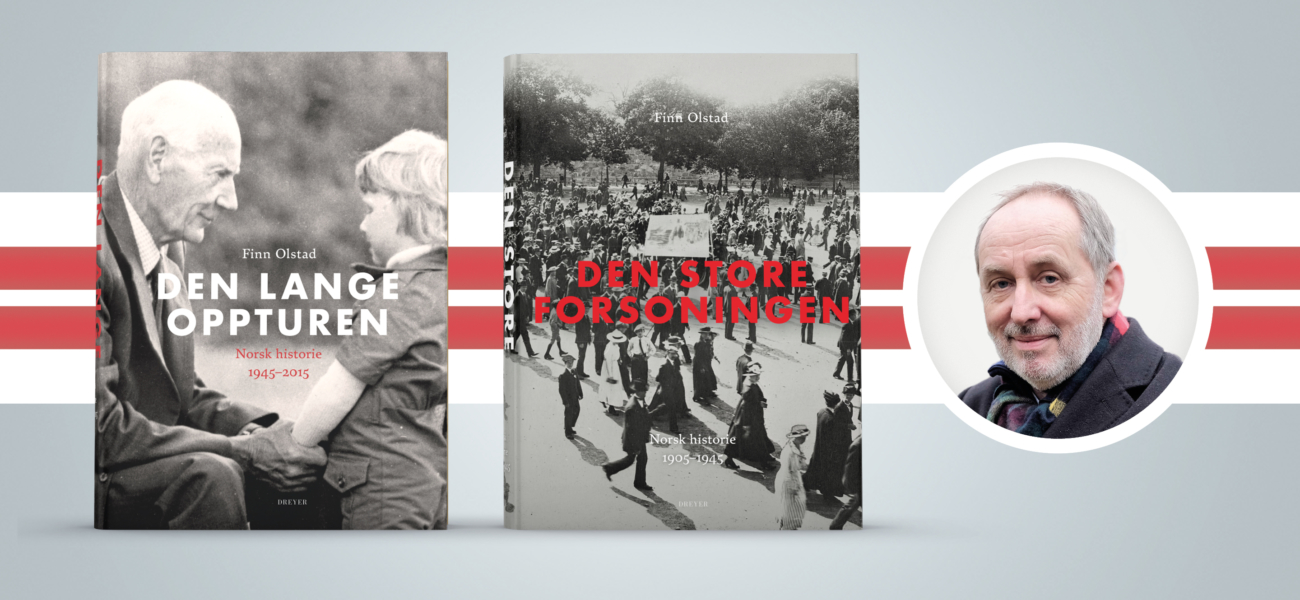 Den store forsoningen. Norsk historie 1905–1945