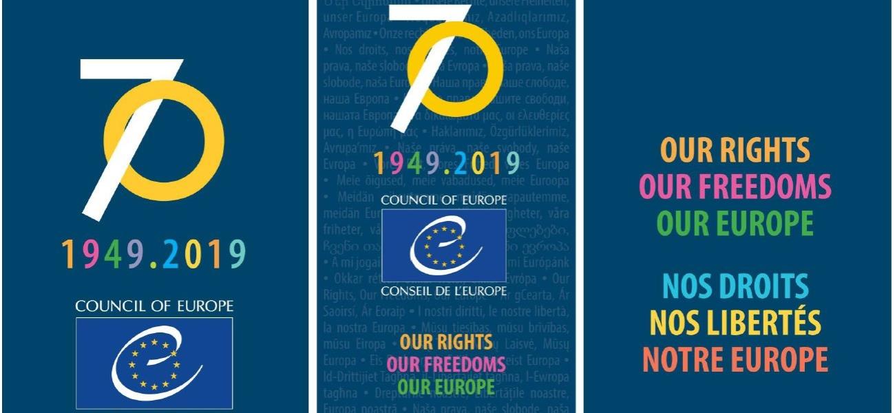 Europarådet fyller 70 år