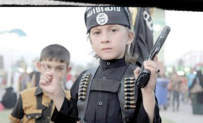 Når barn blir gjort til våpen