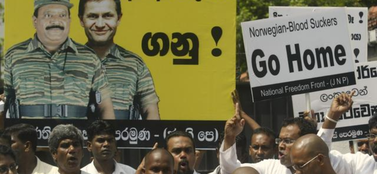 Fredsprosessen i Sri Lanka for dummies 1