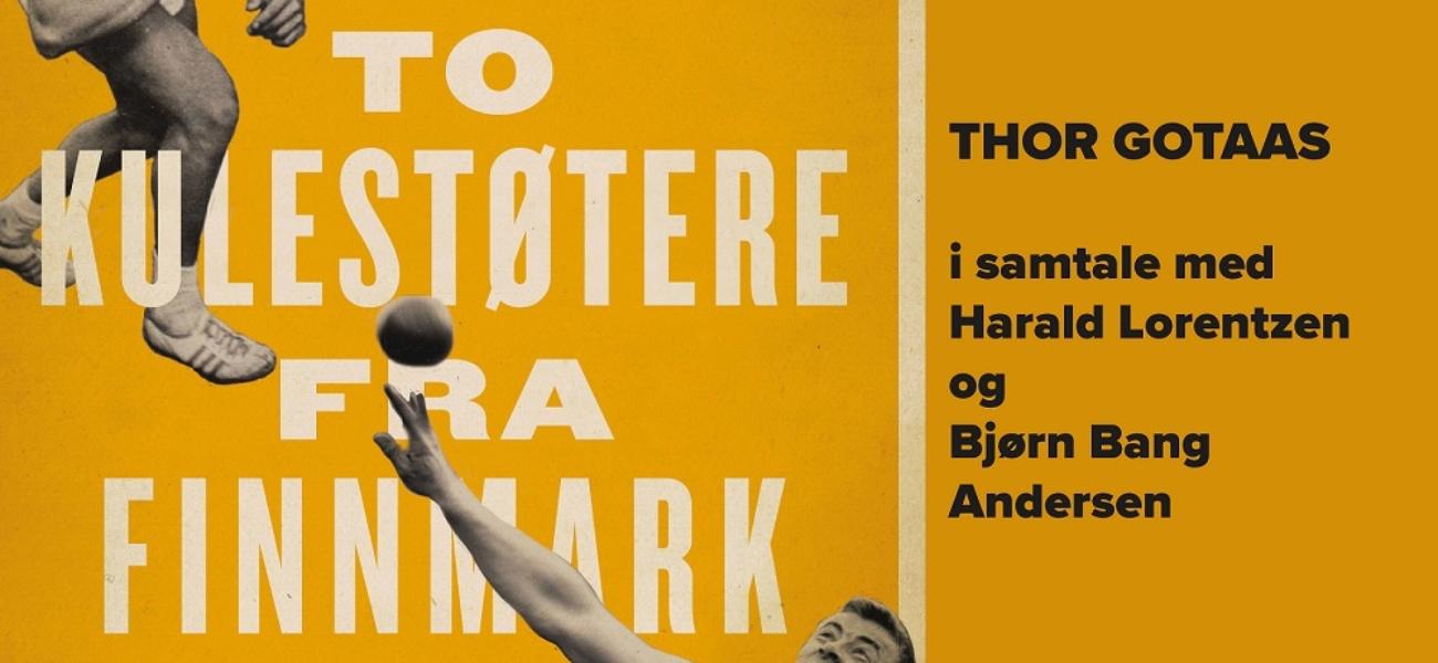 Ny bok av Thor Gotaas 2