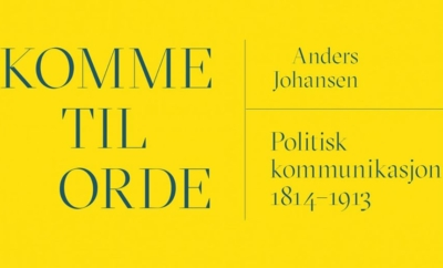 Boklansering: Anders Johansen 1