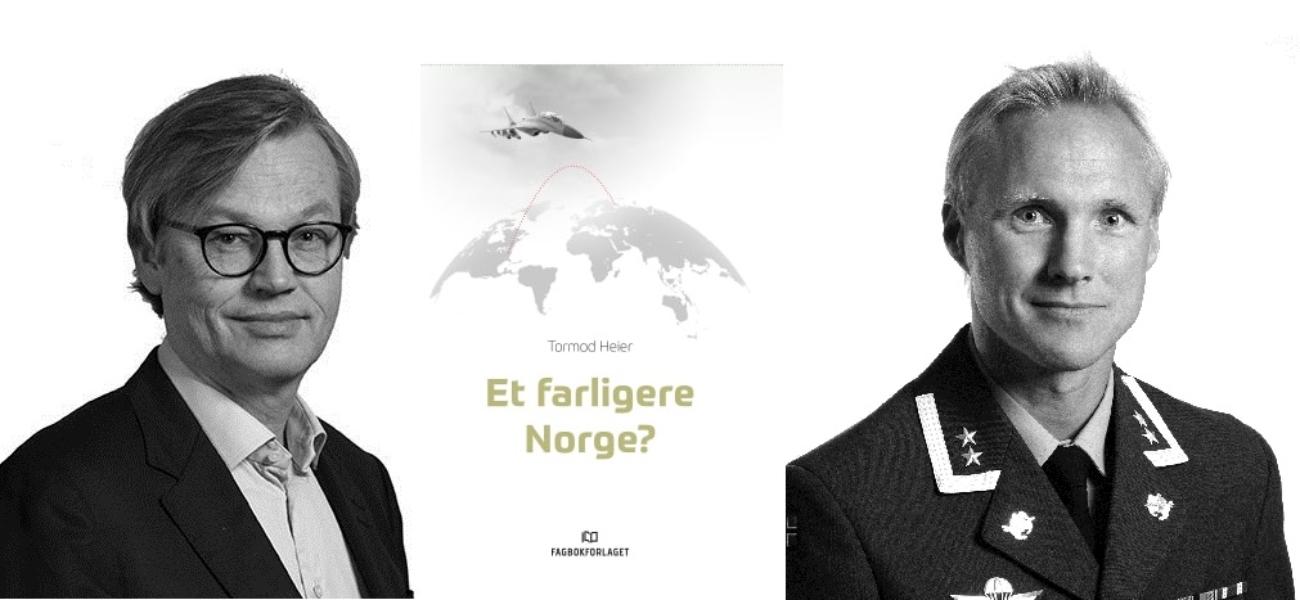 Boklansering: Et farligere Norge?